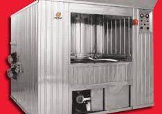 ماشین آلات فر صنعتی پخت نان