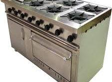 فر صنعتی آشپز خانه