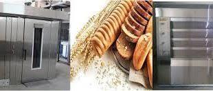 فر صنعتی نان