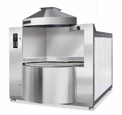 دستگاه پخت نان سنگک تمام اتوماتیک