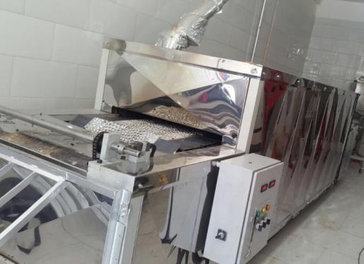 دستگاه پخت نان حرارتی