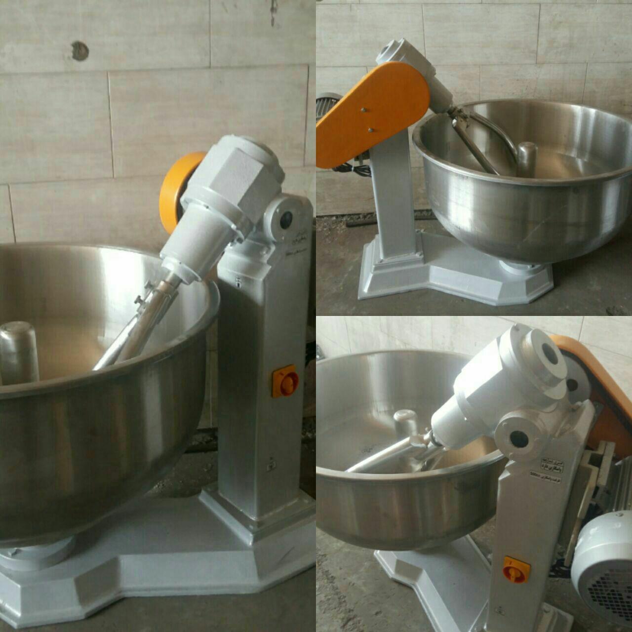 دستگاه خمیر گیر صنعتی