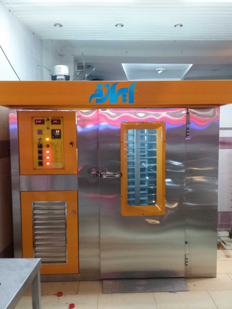 فروش دستگاه صنعتی شیرینی پزی.