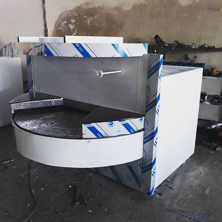 فروش دستگاه صنعتی نان پزی