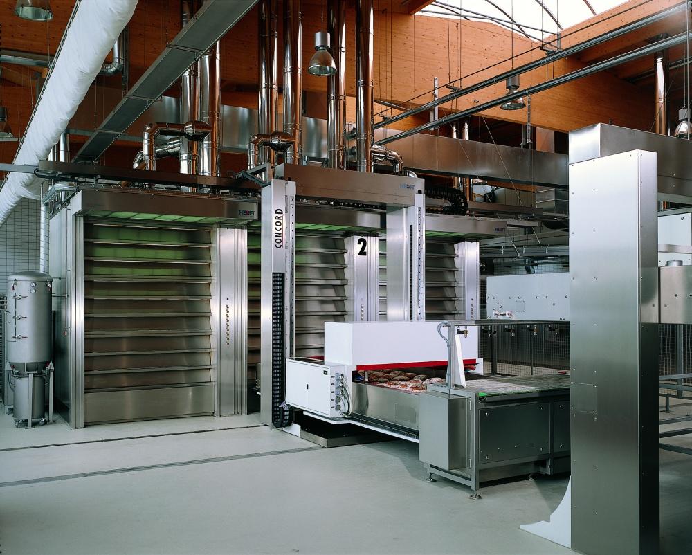 دستگاه شیرینی پزی صنعتی