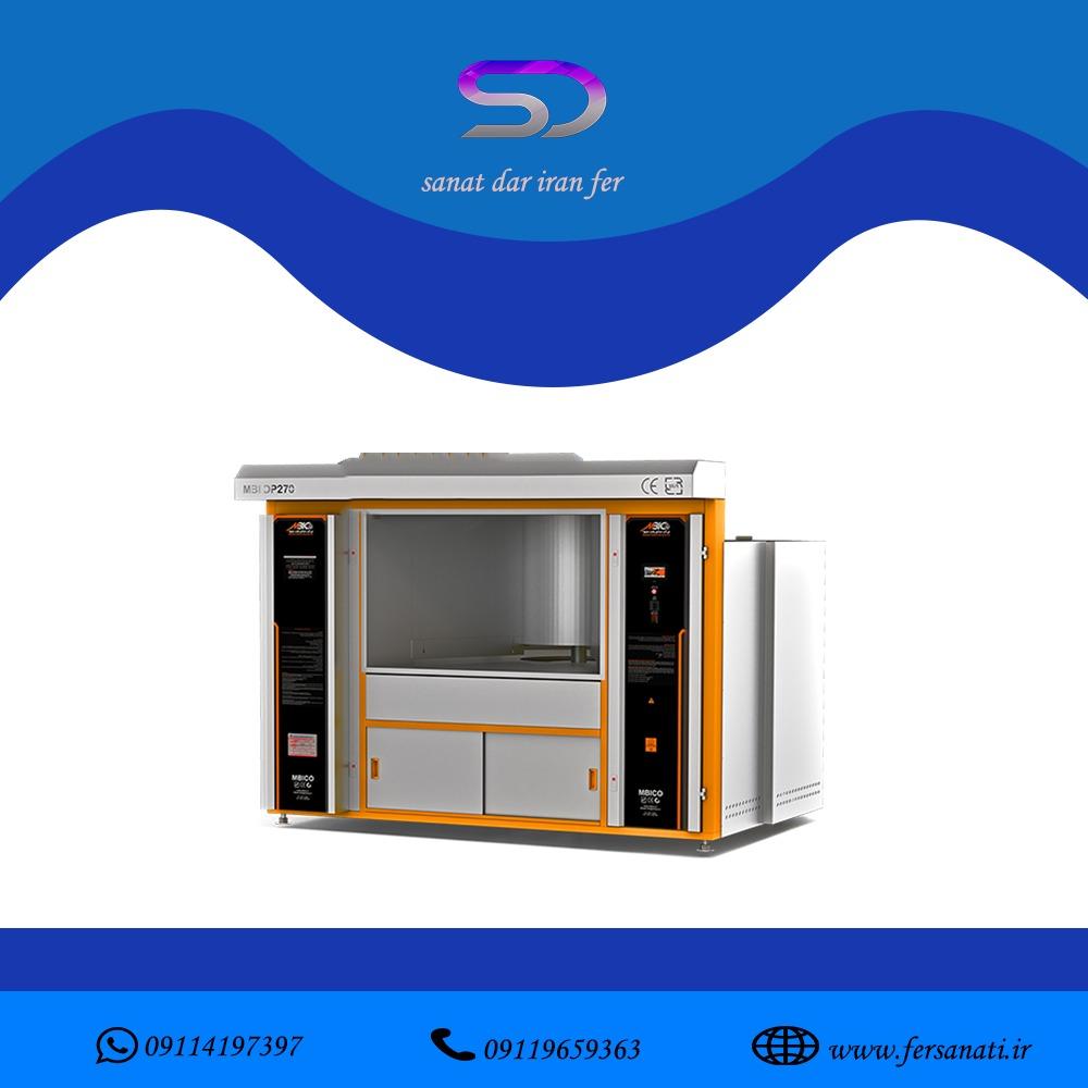 تولید ماشین آلات پخت نان