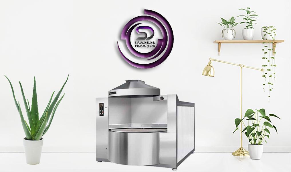 صادرکننده دستگاه نانوایی