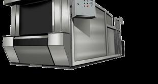 دستگاه نان حجیم صنعتی