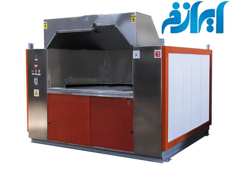 تجهیزات صنعتی پخت نان