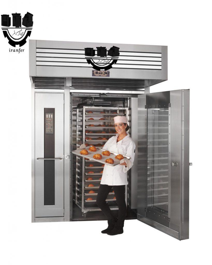 قیمت فر اتوماتیک نانوایی