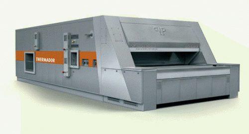 دستگاه پخت نان صنعتی اتوماتیک