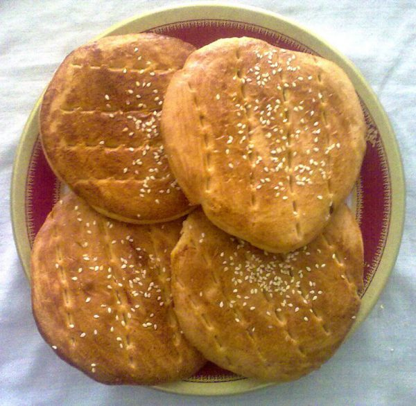 فر دو و نیم متری پخت نان