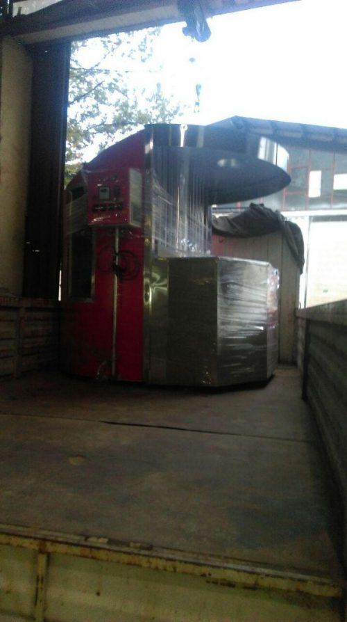 دستگاه دوار 3 متری