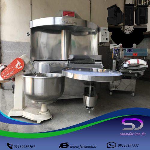 دستگاه صادراتی پخت نان