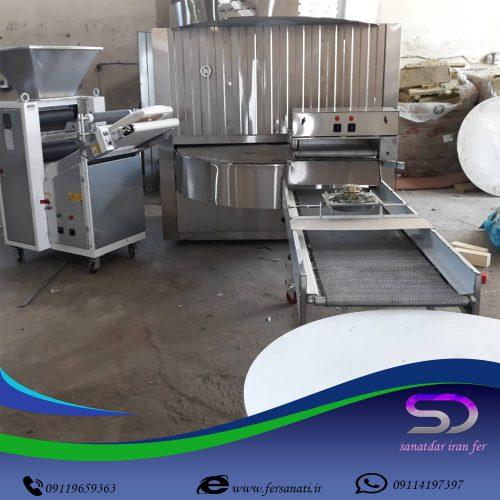 تولید کننده دستگاه نانوایی