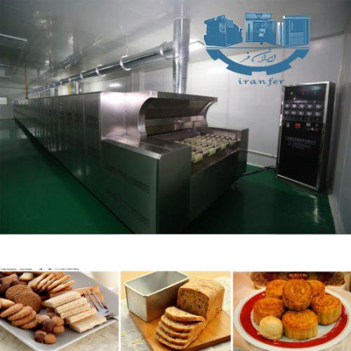 قیمت دستگاه صادراتی پخت نان