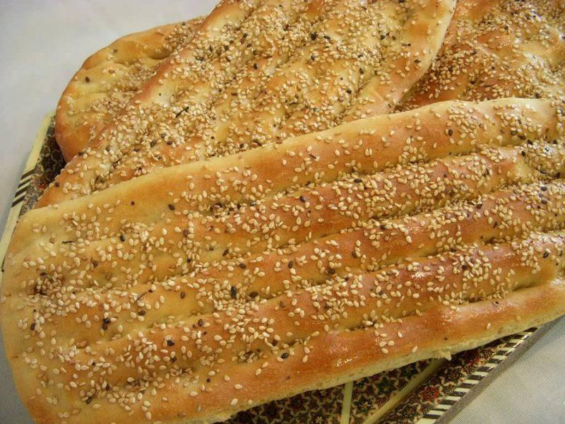 دستگاه فر دو و نیم متری پخت نان