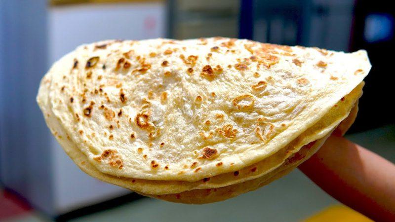 قیمت پخت نان