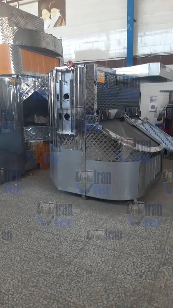 دستگاه پخت نان تهران
