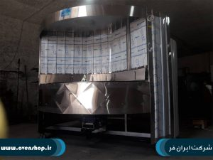 لیست قیمت دستگاه نان سنگک ماشینی
