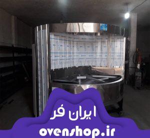قیمت دستگاه نانوایی دست دوم